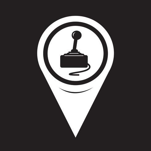 Icona puntatore del programma di puntatore della mappa