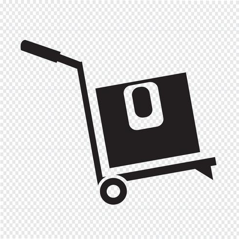 vak Logistiek pictogram
