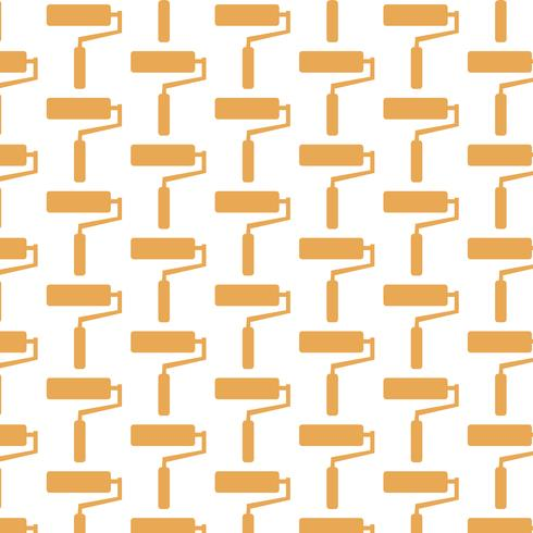 paint roller pattern background