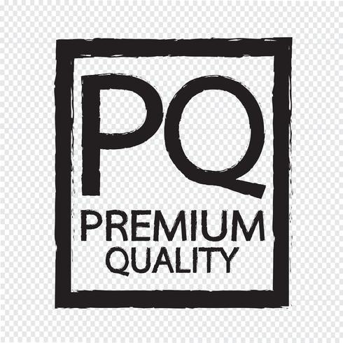 Premium Quality Icon vector
