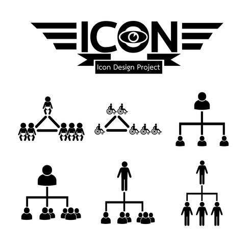 people network icon