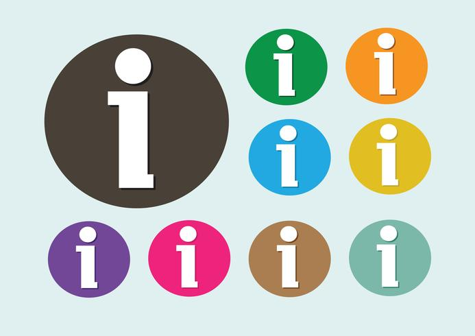 Hinweisschild-Symbol