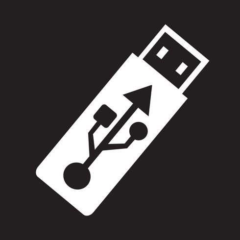 Clé USB icon