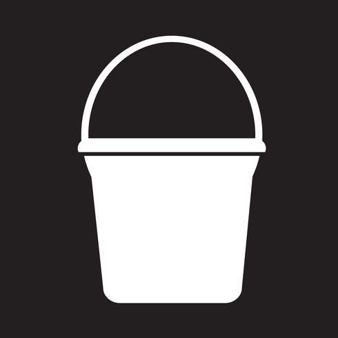 Icono de cubo símbolo de signo vector