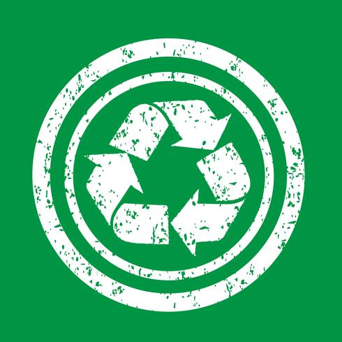 Recycle sign  symbol sign