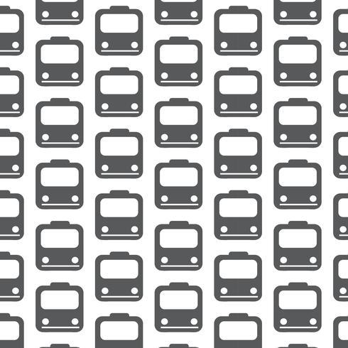 Fondo de patrón abstracto de tren