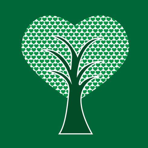 Love Tree  symbol sign