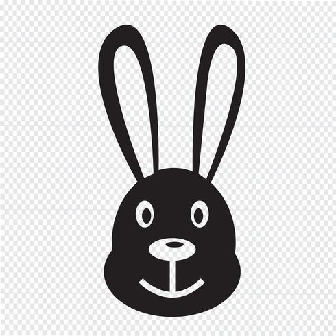 icono de conejo conejo