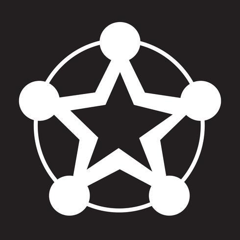 Network Icon  symbol sign vector