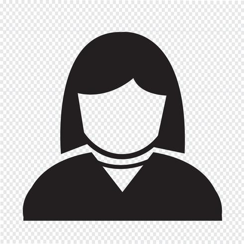 ícone de usuário de pessoas