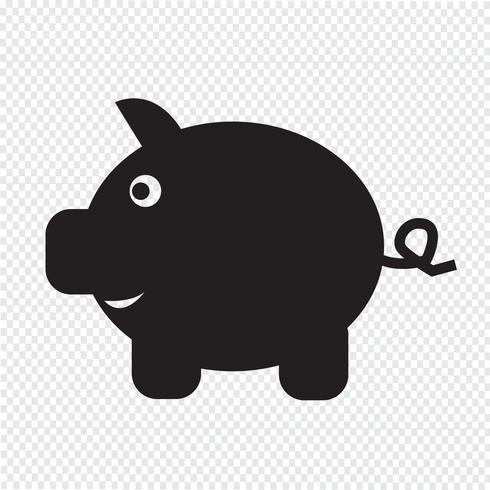 Sparschwein-Symbol