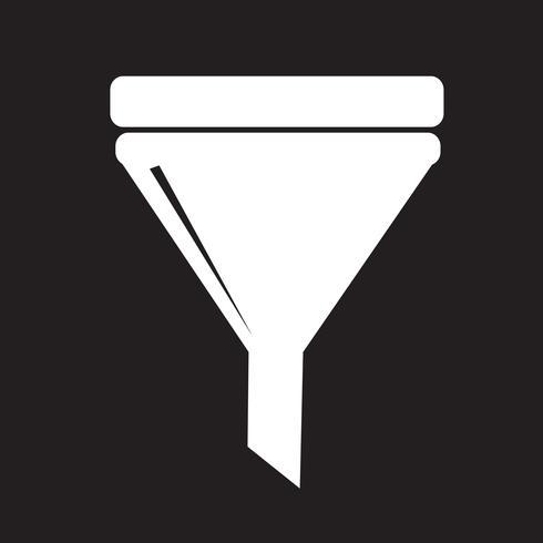 filtro icona simbolo segno