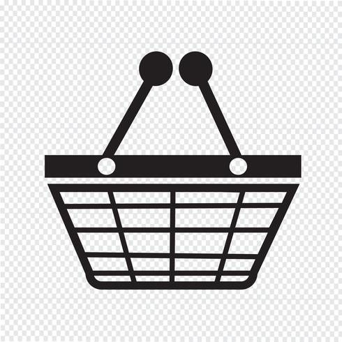 Shopping icon  symbol sign