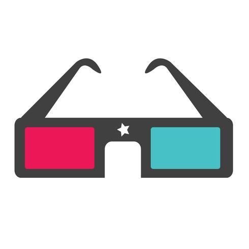 Occhiali cinema 3D