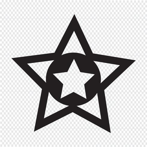 star favorite icon