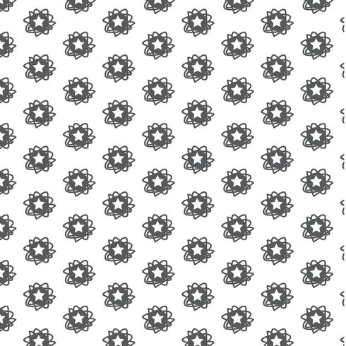 Star Pattern Background vector