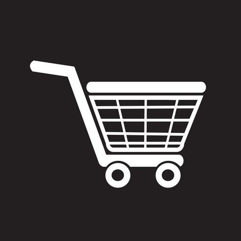 Shopping icon  symbol sign vector