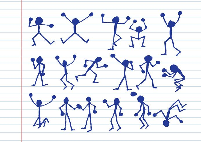people activity  icons in illustration vector