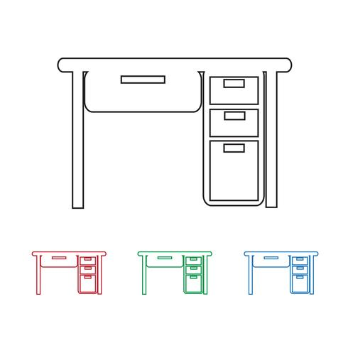Tafel Office-pictogram