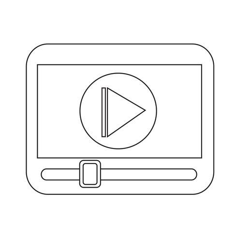 icône du lecteur multimédia