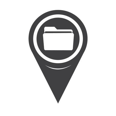 Mapear o ícone da pasta do ponteiro