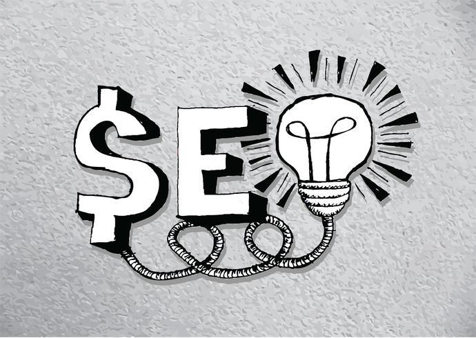 Seo Idea SEO Search Engine Optimization vector