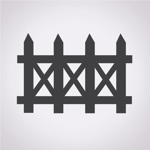 recinto icona simbolo segno
