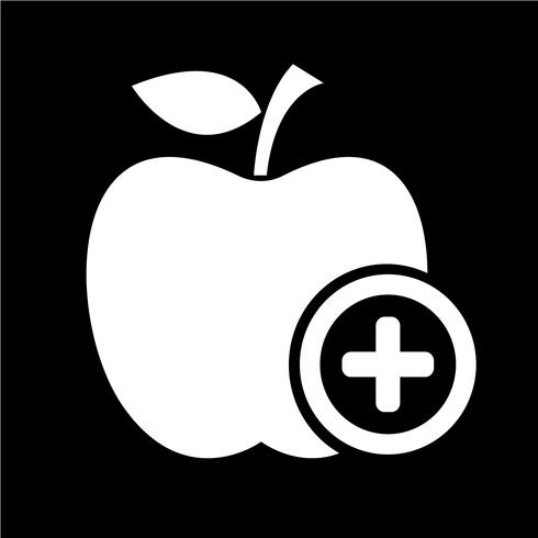 apple icon symbol tecken