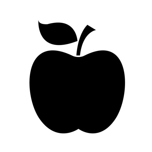 apple icon symbol tecken