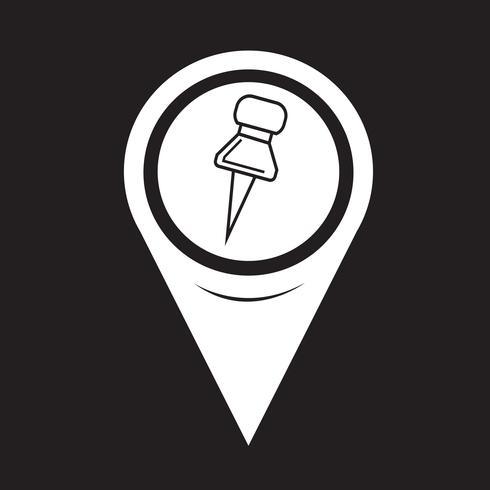 Icono de puntero del mapa
