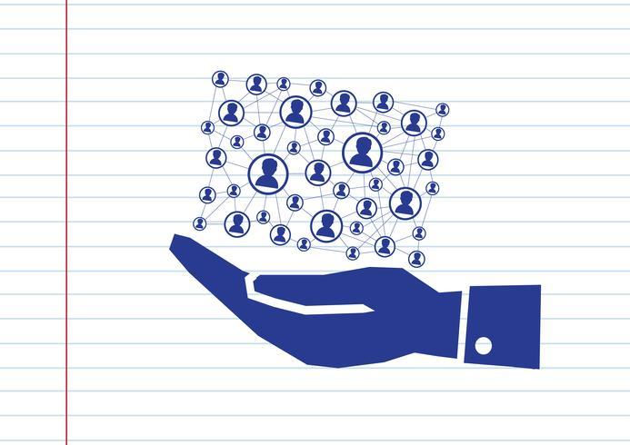 Conexão manual e de rede