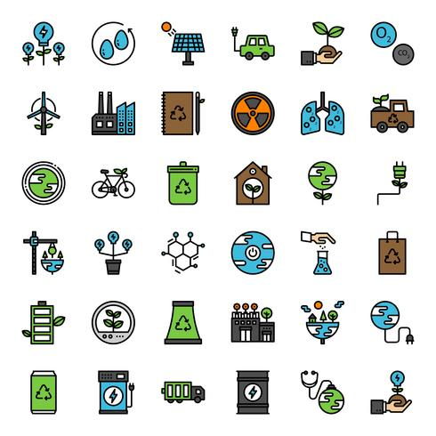 ícone do ambiente de inovação