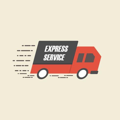 service de livraison rapide