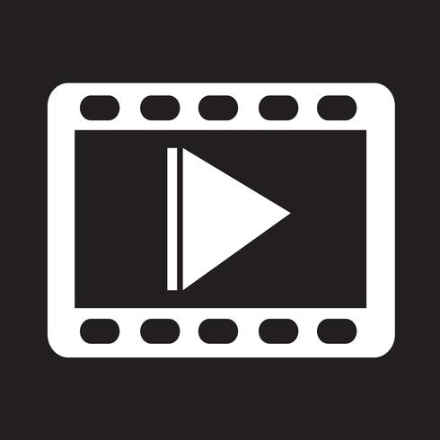 video pictogram symbool teken