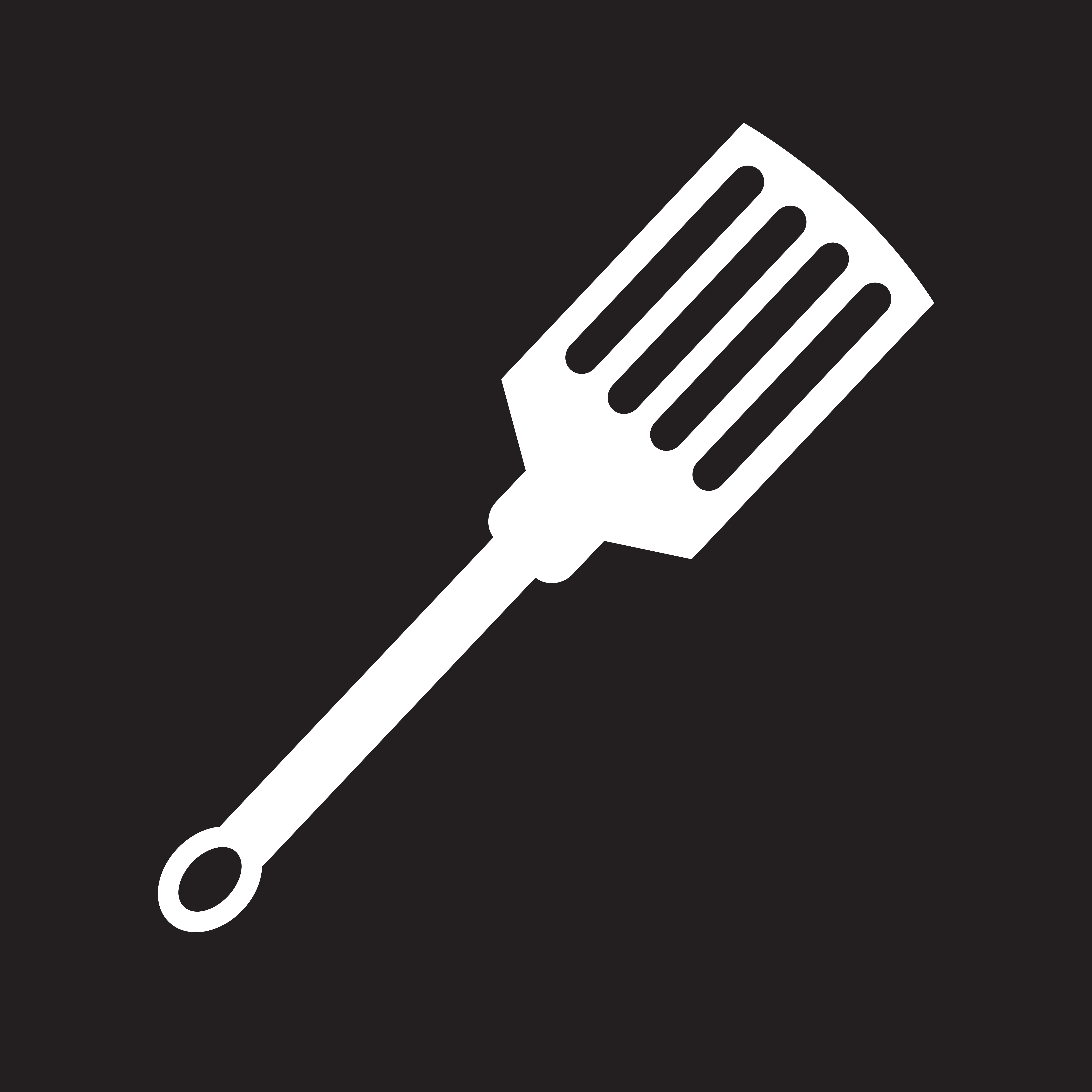 Kitchen Spatula Icon Download Free Vectors Clipart