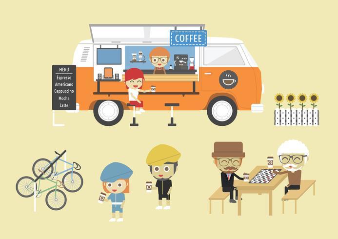 Caffetteria mobile