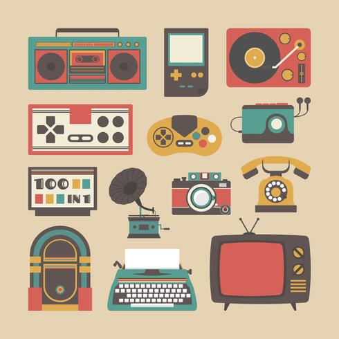 vecchia icona gadget