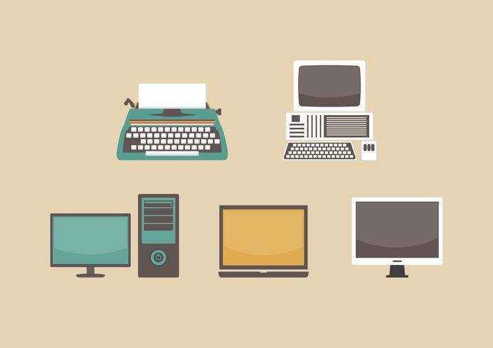 evolutie van computer