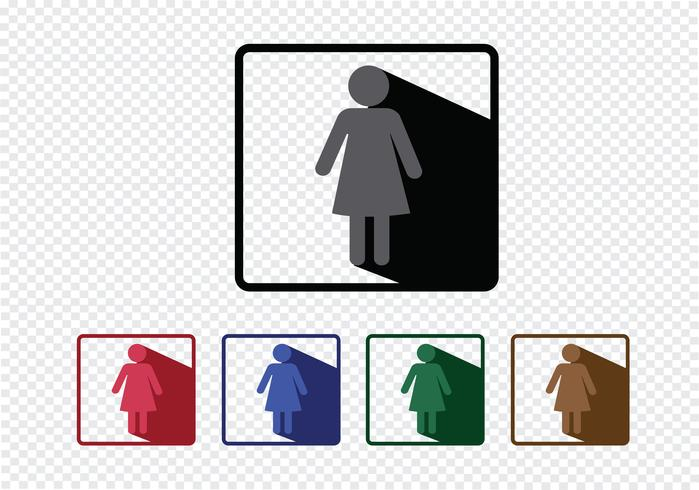 Piktogram Människors ikoner för mobila webbapplikationer och folketecken