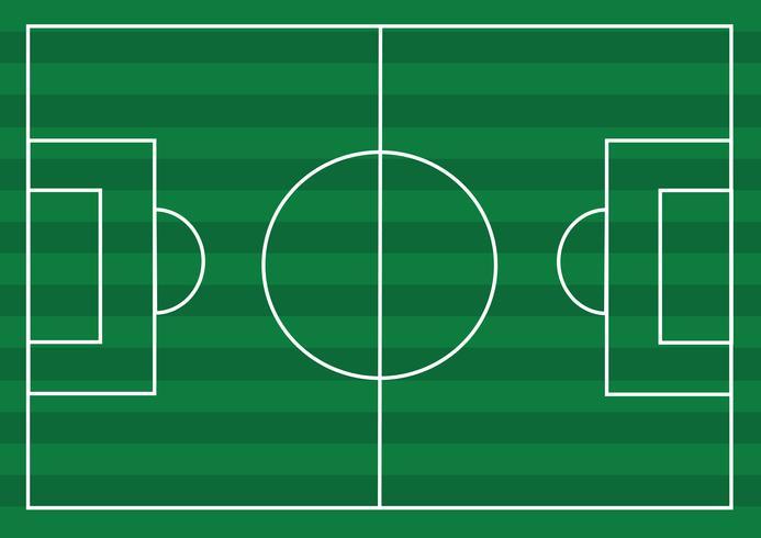 Cancha de futbol o cancha de futbol con textura