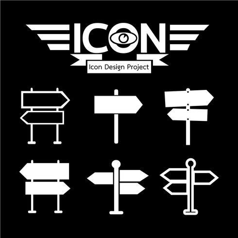 panneau symbole icône signe