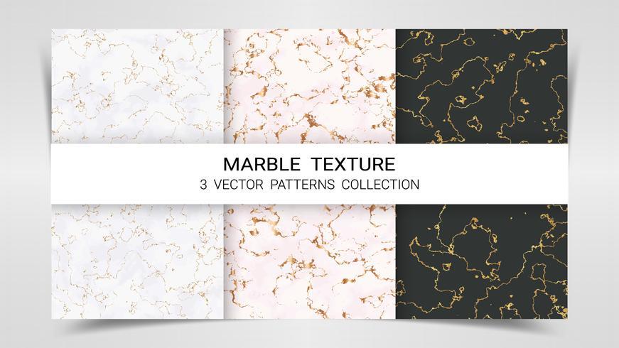 Marmo Texture, Premium Set di raccolta di modelli vettoriali.