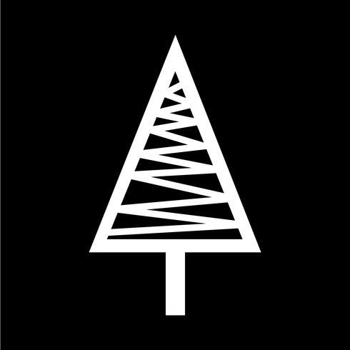 träd ikon symbol tecken