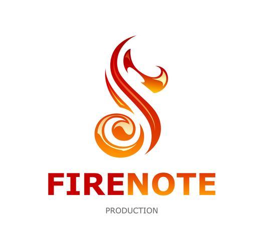 Fire Note Logo