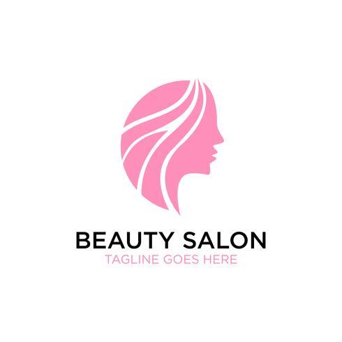 Schoonheidssalon Logo Design Inspiratie