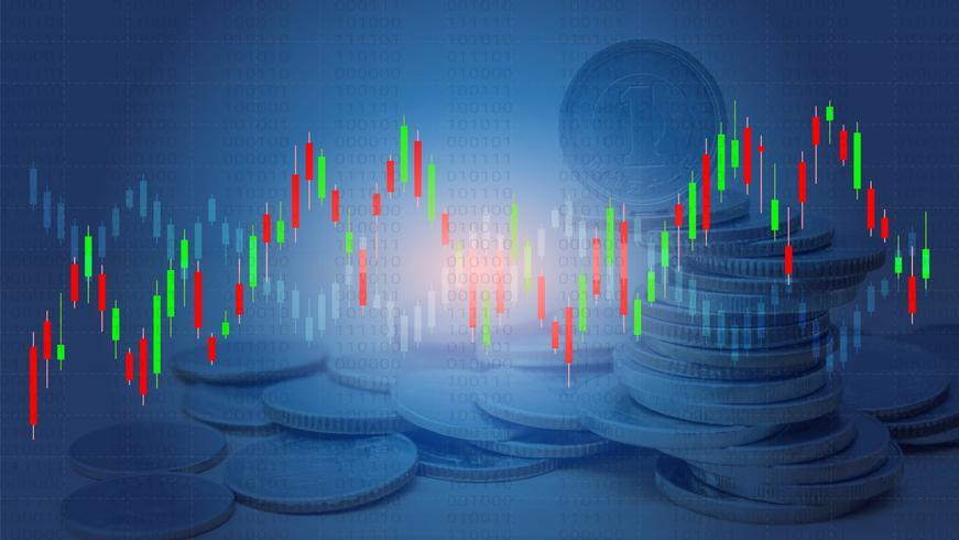 I modelli di candelieri sono uno stile di grafico finanziario.