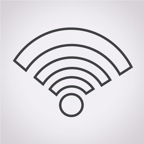 wifi icon  symbol sign