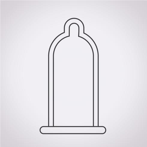 condom icon  symbol sign