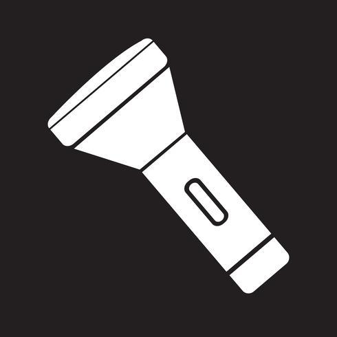 icona simbolo torcia segno