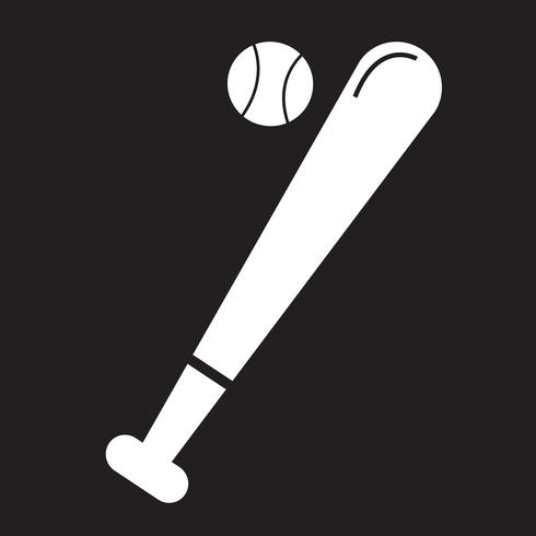 Baseball Icon  symbol sign